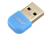 Адаптер USB Bluetooth BTA-403 (синий)
